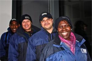Street Pastors team lineup!